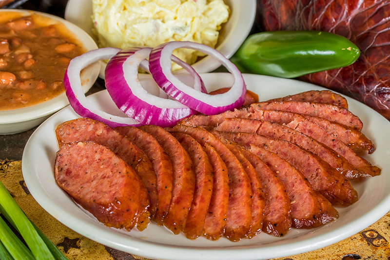 Valley Ranch BBQ Link Plate